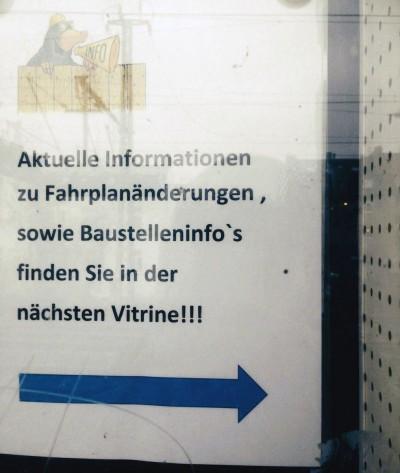 aktuelle informationen deutsche bahn